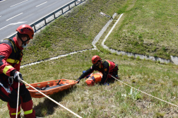 Óriási balesetet modelleztek az M25-ös gyorsforgalmi úton